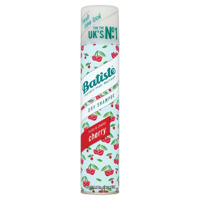 Batiste Dry Shampoo Cherry 200ml, , hi-res