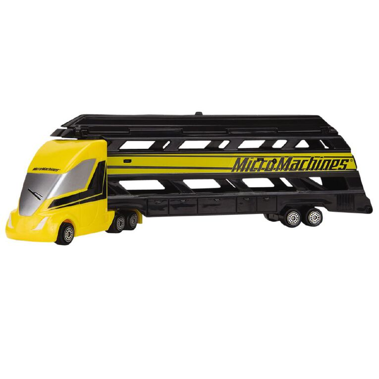Micro Machines Vehicle Hauler, , hi-res