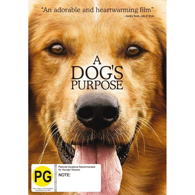 A Dogs Purpose DVD 1Disc, , hi-res