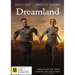 Dreamland DVD 1 Disc