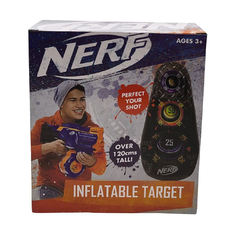 NERF Inflatable Target, , hi-res