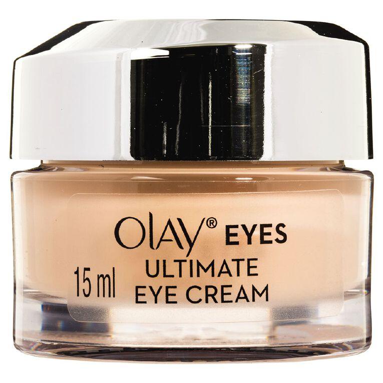 Olay Eyes Ultimate Eye Cream 15ml, , hi-res