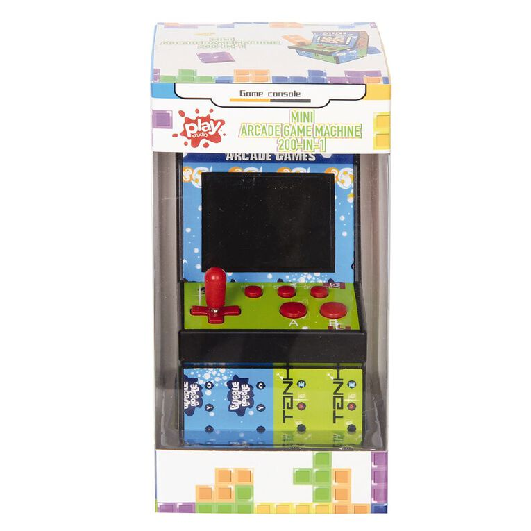Play Studio Mini Arcade Machine 200 Built-in-Games, , hi-res