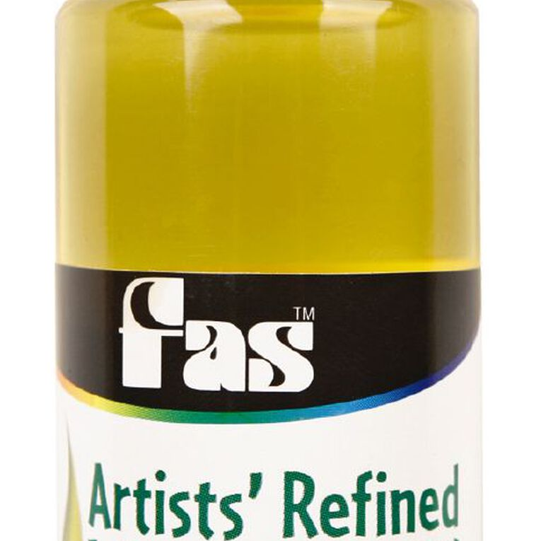 FAS Linseed Oil Clear 60ml, , hi-res