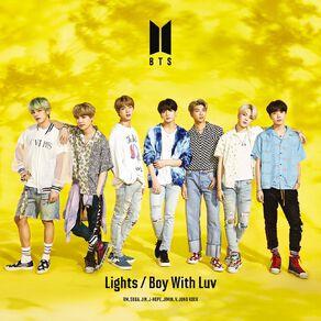 Lights LTD A CD/DVD by BTS 2Disc