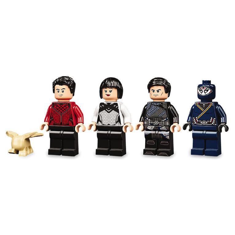 LEGO Marvel Shang-Chi Battle at the Ancient Village 76177, , hi-res