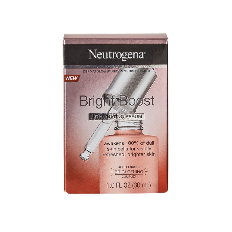 Neutrogena Bright Boost Illuminating Serum 30ml, , hi-res
