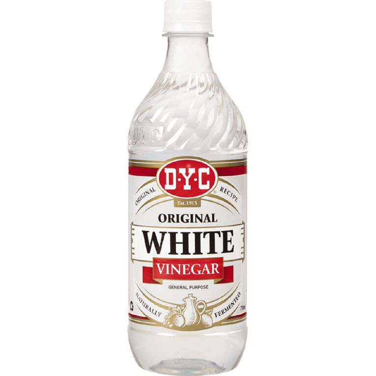 DYC White Vinegar 750ml, , hi-res