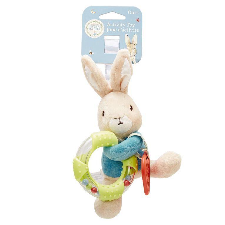 Peter Rabbit Beatrix Potter Activity Toy, , hi-res image number null