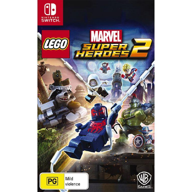 Nintendo Switch LEGO Marvel Super Heroes 2, , hi-res