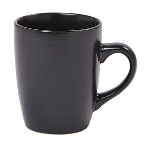 Living & Co Matte Coast Mug Charcoal 350ml