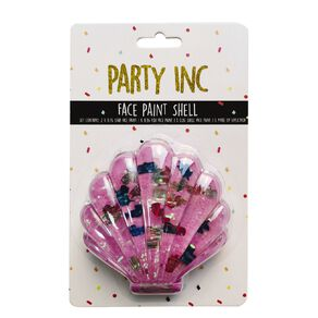 Party Inc Face Paint Shell