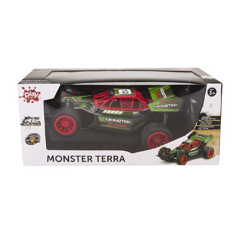 Play Studio Remote Control Monster Terra 26cm, , hi-res