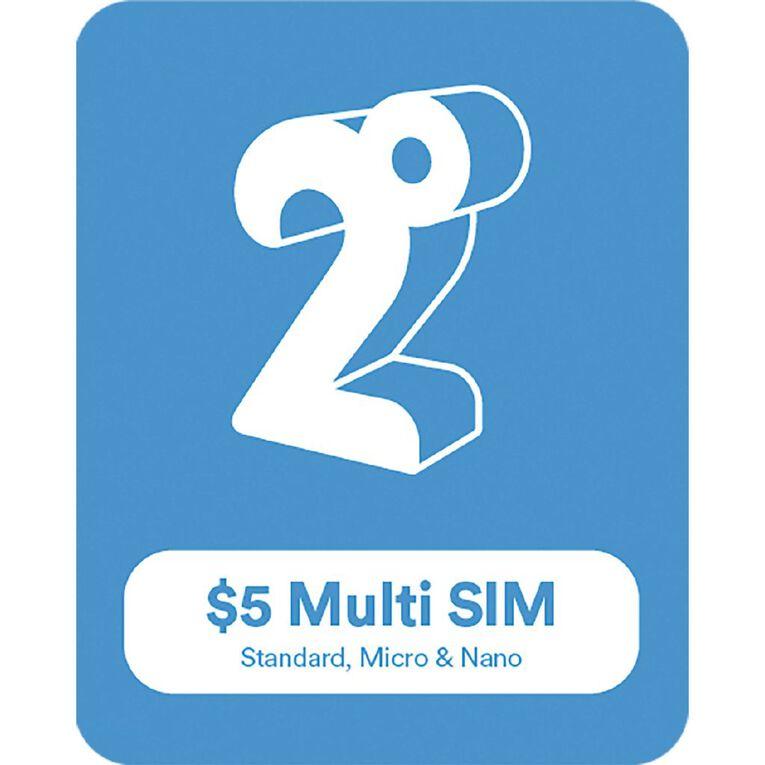 2degrees Multi SIM, , hi-res image number null