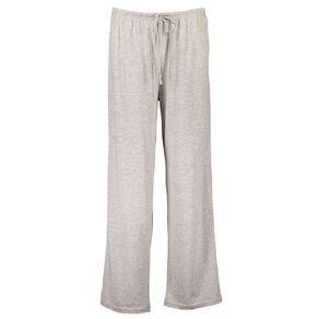 H&H Women's Knitted Plain Pyjama Pants