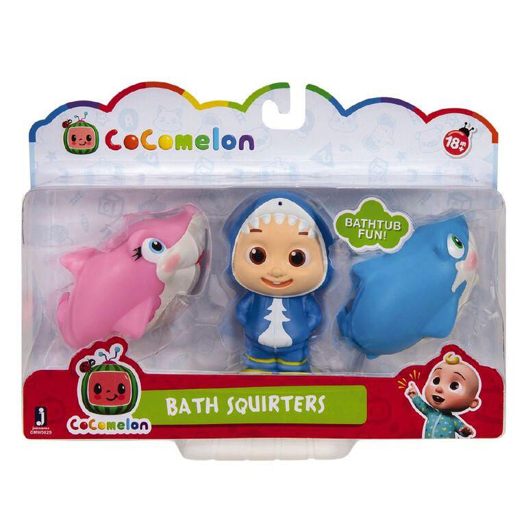 Cocomelon Bath Squirters 3pack, , hi-res