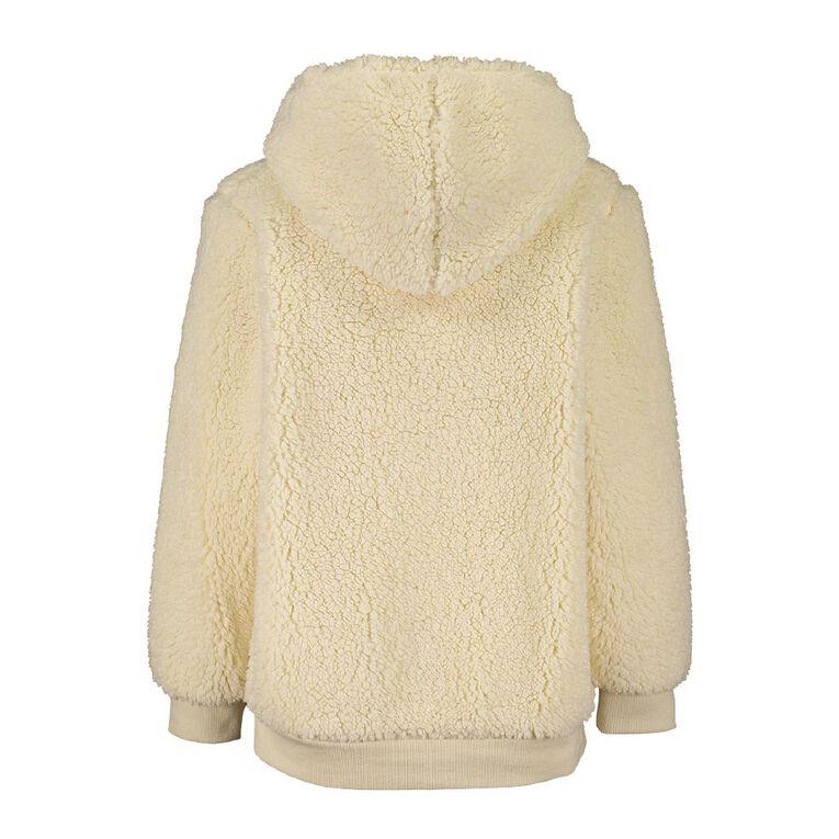 Young Original Sherpa Sweat, Cream, hi-res
