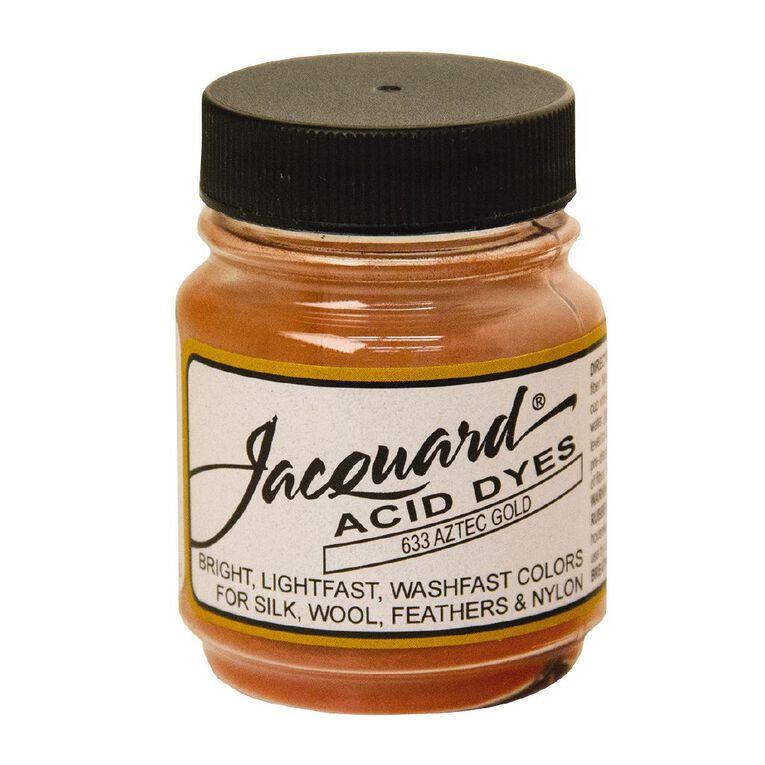 Jacquard Acid Dye 14.17g Aztec Gold, , hi-res image number null