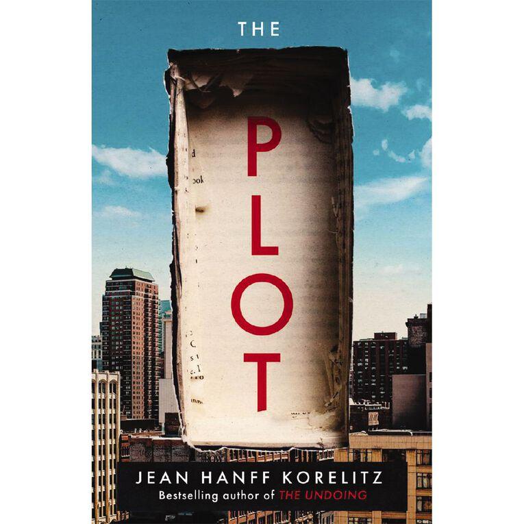 The Plot by Jean Hanff Korelitz, , hi-res