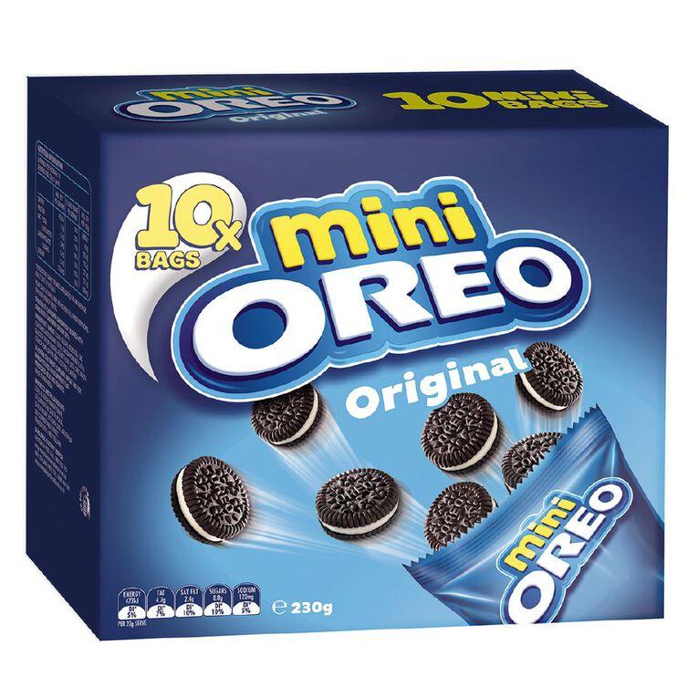 Oreo Original Mini Multipack 230g, , hi-res