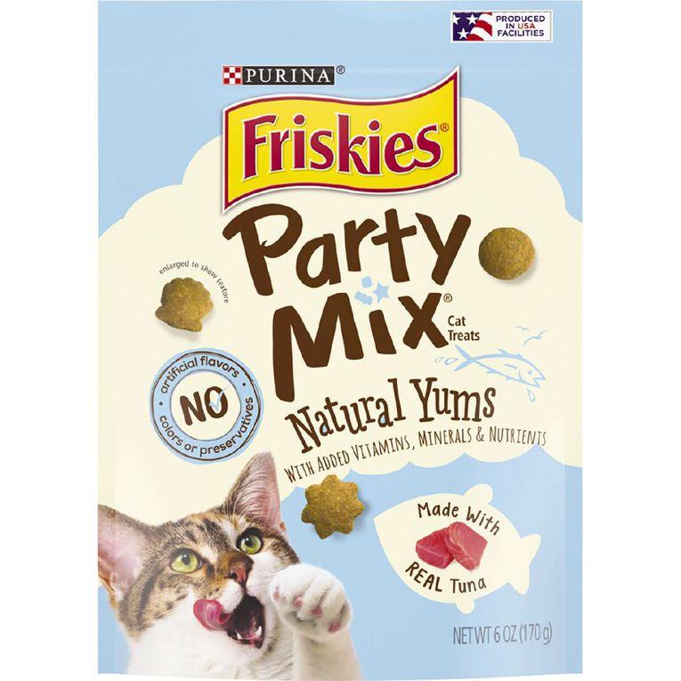 Friskies Party Mix Natural Yums Tuna 170g, , hi-res
