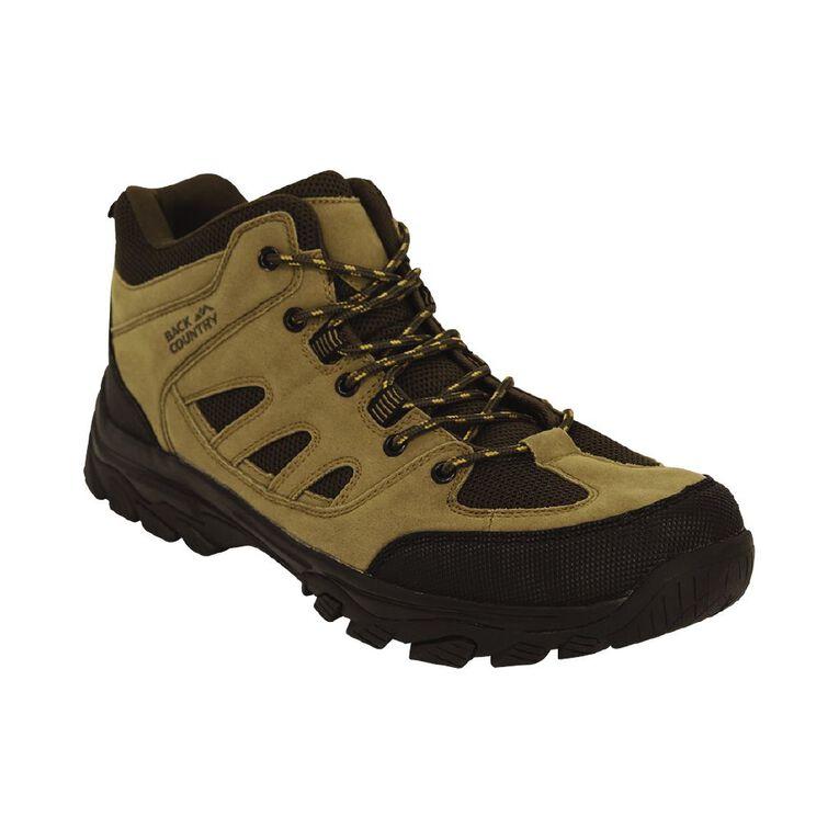 Active Intent Maxwell Hiking Boots, Tan, hi-res