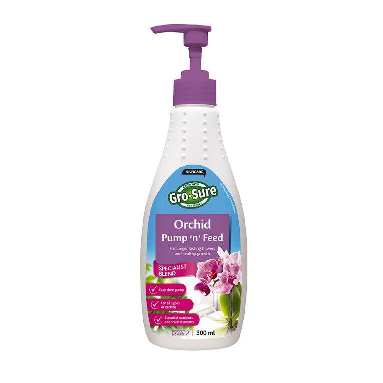 Gro-Sure Orchid Pump 'n' Feed 300ml, , hi-res image number null