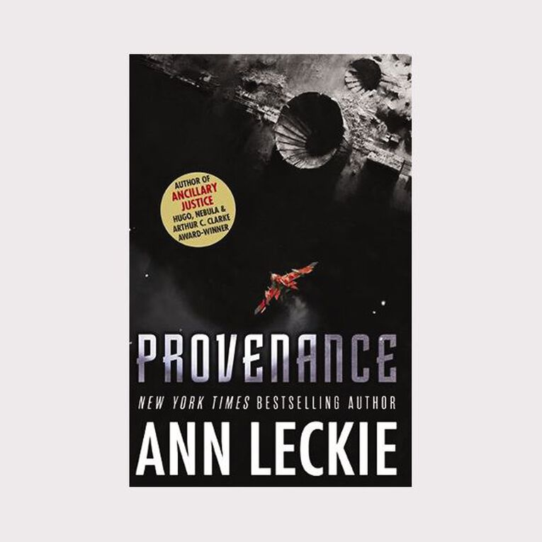 Provenance by Ann Leckie, , hi-res