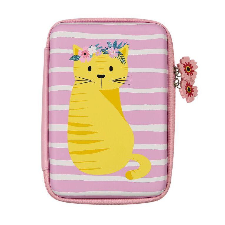 WS Pencil Case Hardcover Cat, , hi-res