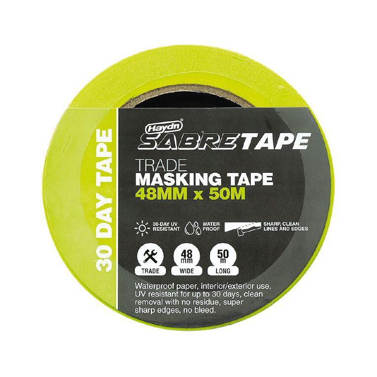 Haydn Tape Green 48mm, , hi-res