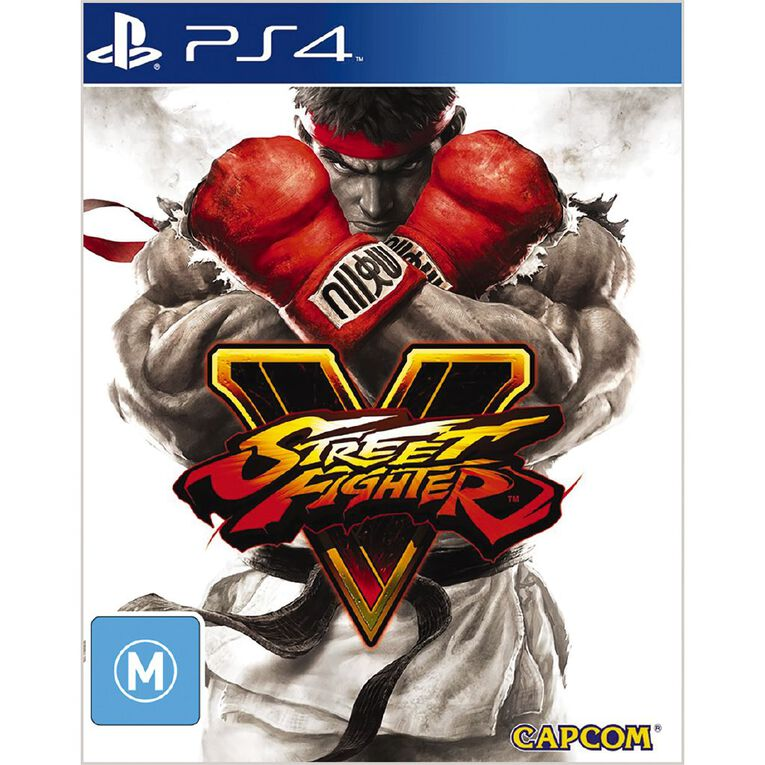 PS4 Street Fighter V PS Hits, , hi-res