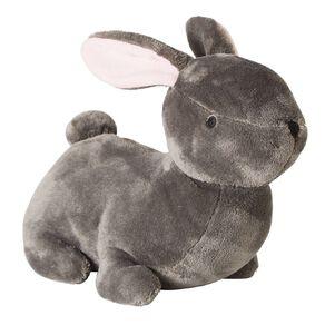 Living & Co Bunny Door Stop Grey One Size