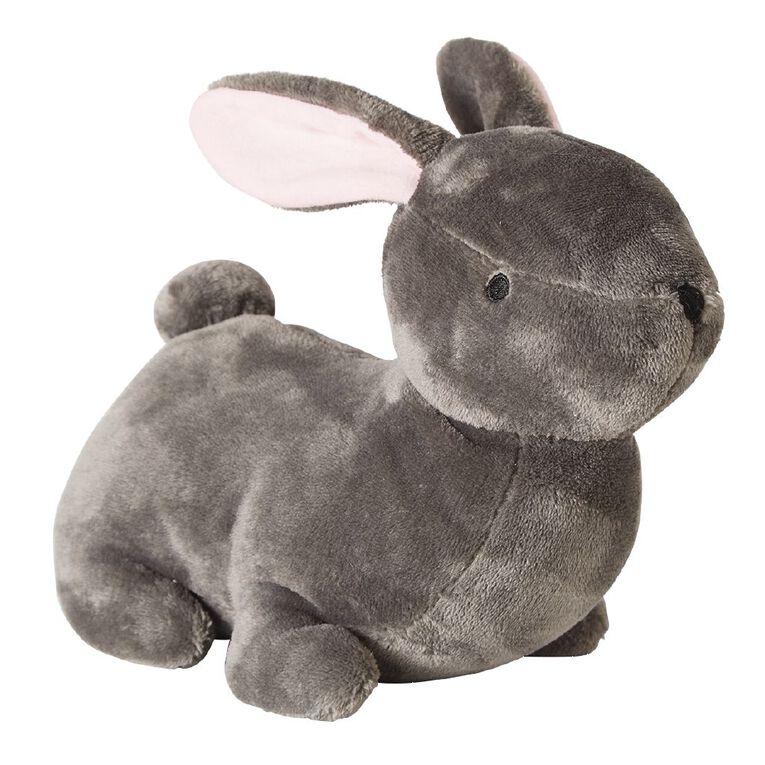 Living & Co Bunny Door Stop Grey One Size, Grey, hi-res