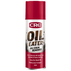 CRC Oil Eater Oil Stain Remover 400ml