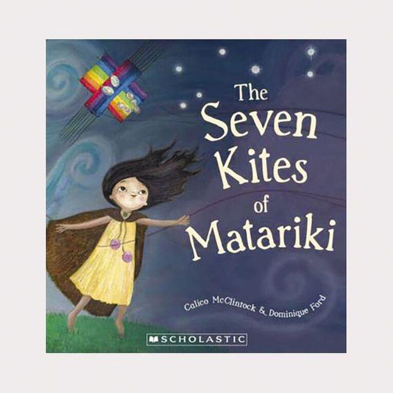 The Seven Kites of Matariki by Calico McClintock, , hi-res