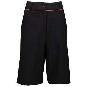 Schooltex Kamo High Senior Girls' Shorts with Embroidery