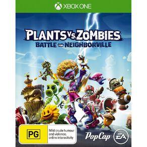 XboxOne Plants Vs Zombies Battle For Neighborville