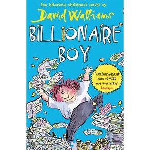 Billionaire Boy David Walliams