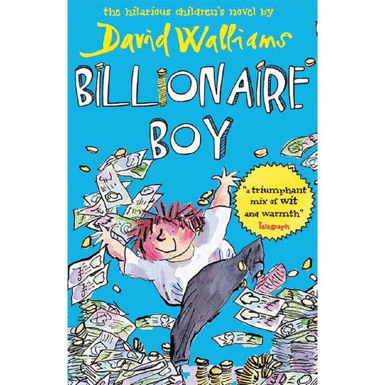 Billionaire Boy David Walliams, , hi-res