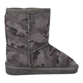 Young Original Kids' Printted Slipper Boots