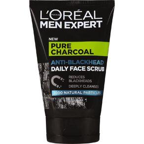 L'Oreal Paris Men Expert Pure Power Scrub 100ml