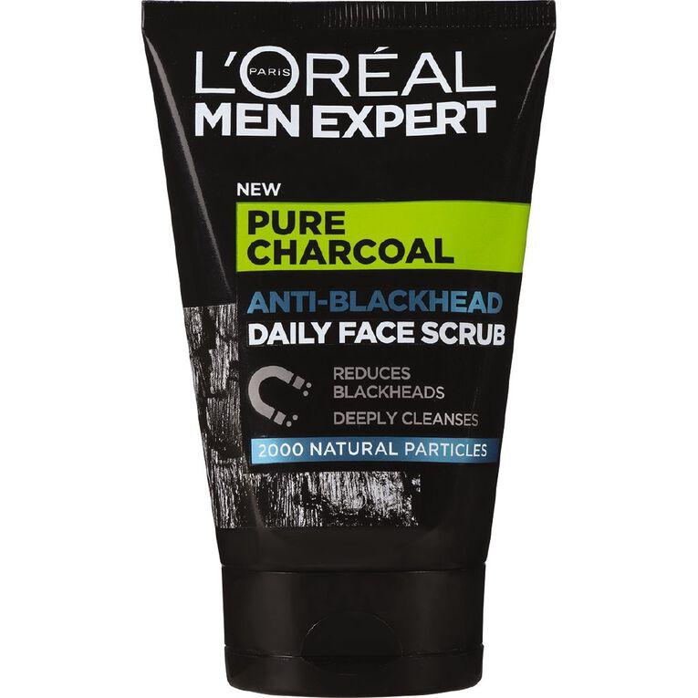 L'Oreal Paris Men Expert Pure Power Scrub 100ml, , hi-res
