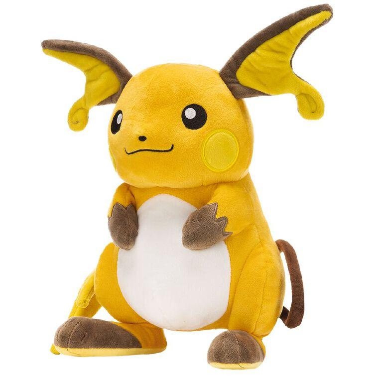 Pokemon Plush 12 Inch Assorted, , hi-res