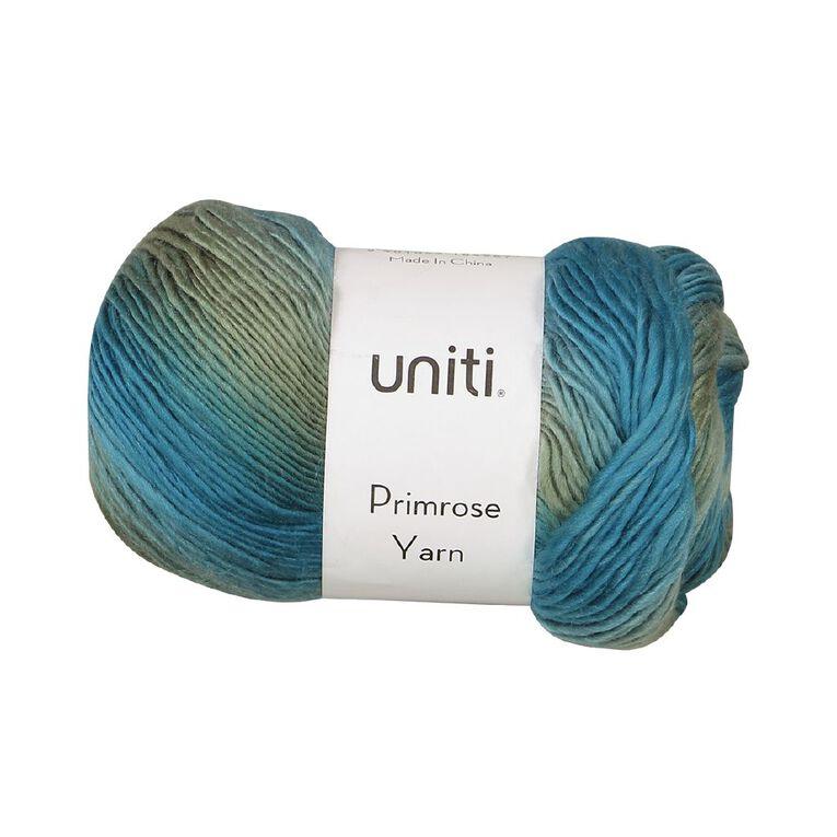 Uniti Yarn Primrose 100g Sea Blues, , hi-res