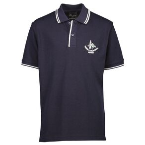 Schooltex Prebbleton School Senior Short Sleeve Polo