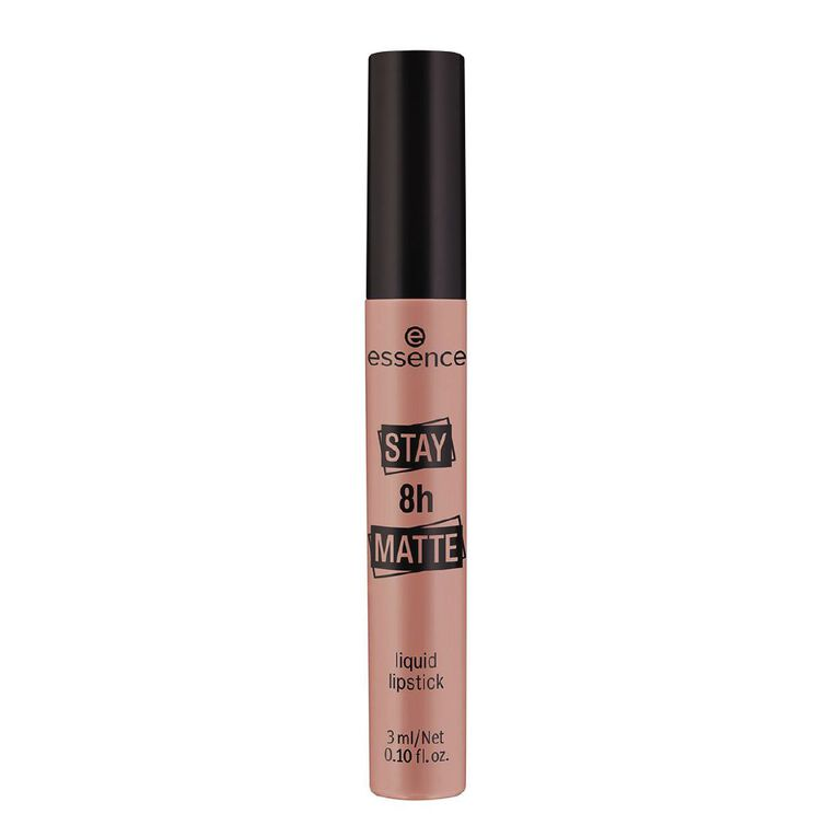 Essence Stay 8H Matte Liquid Lipstick 02, , hi-res