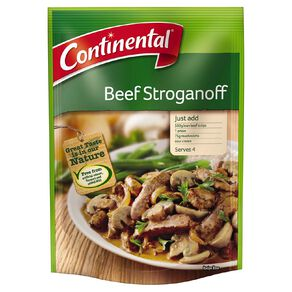 Continental Recipe Mix Beef Stroganoff 40G