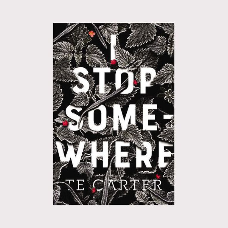 I Stop Somewhere by TE Carter, , hi-res image number null
