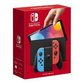 Nintendo Switch OLED Model Neon