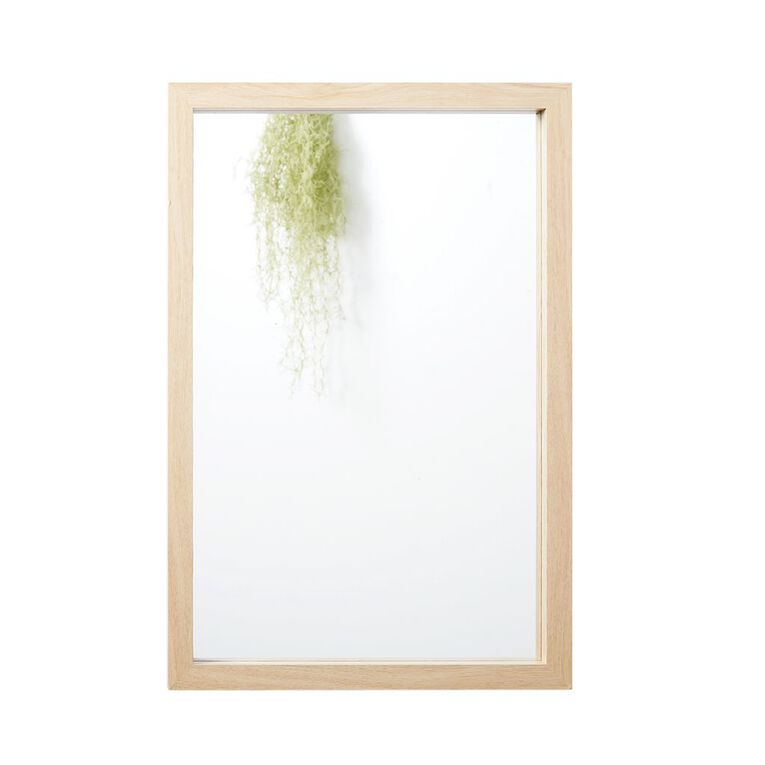 Living & Co Kalmar Mirror Natural 60cm x 90cm, , hi-res image number null
